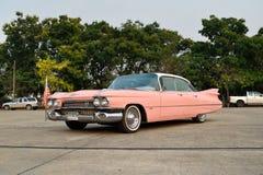 Salon automobile de modifications au 4ème anniversaire de Flushstyle thaïlandais Photo stock