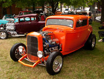Salon automobile des ressortissants de Syracuse Photo libre de droits