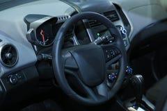 Salon of car inside Royalty Free Stock Photography