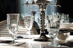 Salon d'absinthe Photographie stock