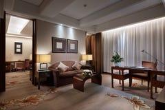 Salon d'hôtel images stock