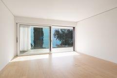 Salon d'un appartement luxueux photo stock