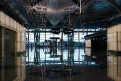 Salon dans l'aéroport photo stock