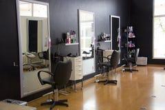 Salon de cheveu moderne Image libre de droits