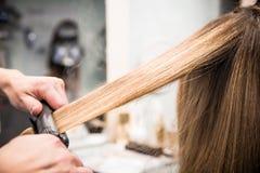 Salon de coiffure Photo libre de droits