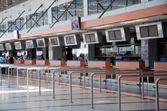 Salon de déviation à l'aéroport à Antalya, Turquie Photo libre de droits