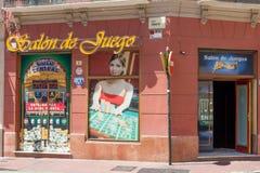 Salon de Juego (Games room) Stock Photo