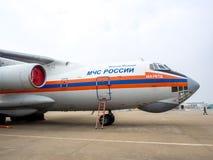 Salon de l'aéronautique Image libre de droits