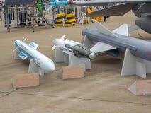 Salon de l'aéronautique Photographie stock