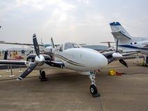 Salon de l'aéronautique Photos stock