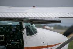 Salon de l'aéronautique annuel de Criterium à l'aéroport de Rozas image stock