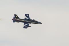 Salon de l'aéronautique 2014 de Rome Photo stock