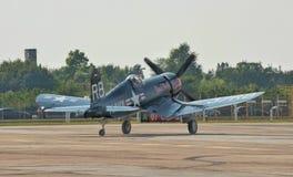 Salon de l'aéronautique international 2017 de Bucarest Photos stock
