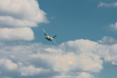 Salon de l'aéronautique 2013, Radom le 30 août 2013 Photographie stock