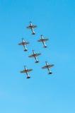 Salon de l'aéronautique 2013, Radom le 30 août 2013 Image libre de droits