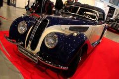 Salon de l'Automobile Photos libres de droits