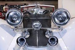 Salon de l'Automobile Photo libre de droits