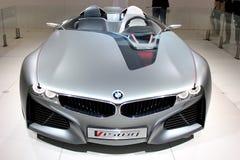 Salon de l'Automobile de Dubaï NOVEMBER-14-2011 Image libre de droits