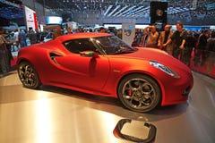 Salon de l'Automobile international de Genève 81th Photos libres de droits