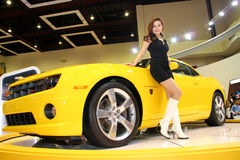 Salon de l'Automobile international de Kuala Lumpur 2010 Photo stock