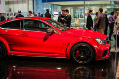 Salon de l'Automobile Poznan 2014 photos stock