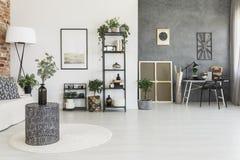 Salon de l'espace ouvert Images stock