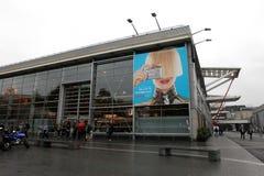 The Salon de la Photo exhibition in Paris Royalty Free Stock Photo
