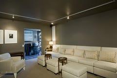 Salon de luxe dans la Chambre Photographie stock