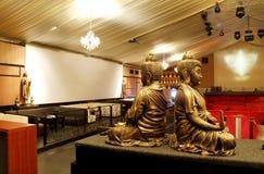 Salon de luxe de réception Images stock