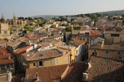 Salon de Provence Stock Images