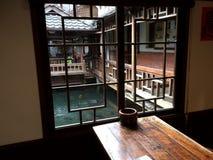 Salon de thé à Taïwan Images stock