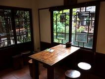 Salon de thé à Taïwan Photographie stock