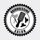 Salon design Royalty Free Stock Photos
