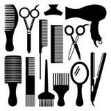 Salon design Stock Image