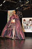 SALON DU CHOCOLAT 2008 Royalty Free Stock Photography