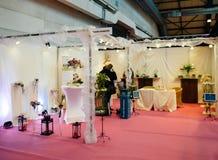 Salon du Marriage wedding fair France Stock Photo
