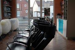 salon fryzjerski Obrazy Royalty Free