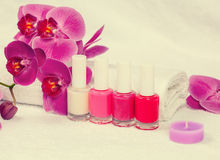 Salon for manicure Stock Photography