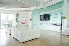 Salon moderne Photo stock