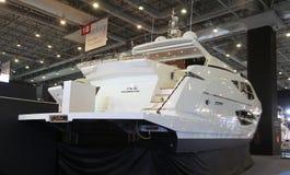 Salon nautique du CNR l'Eurasie Image libre de droits