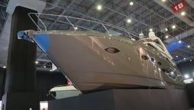 Salon nautique du CNR l'Eurasie Images stock