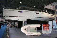 Salon nautique du CNR l'Eurasie Photos stock