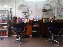 Salon in thailand Royalty Free Stock Photo