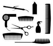 Salon Tools Stock Photos