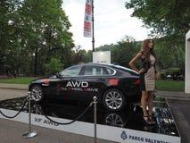 Salone Auto Torino  (Turin Auto Show) Stock Photo
