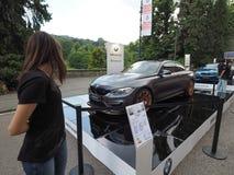 Salone Auto Torino  (Turin Auto Show) Stock Images