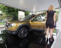 Salone Auto Torino  (Turin Auto Show) Stock Image