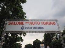 Salone Auto Torino  (Turin Auto Show) Royalty Free Stock Image