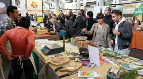 Salone del gusto 2010 Royalty Free Stock Photo