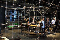 Salone del mobiele 2014 Royalty-vrije Stock Foto